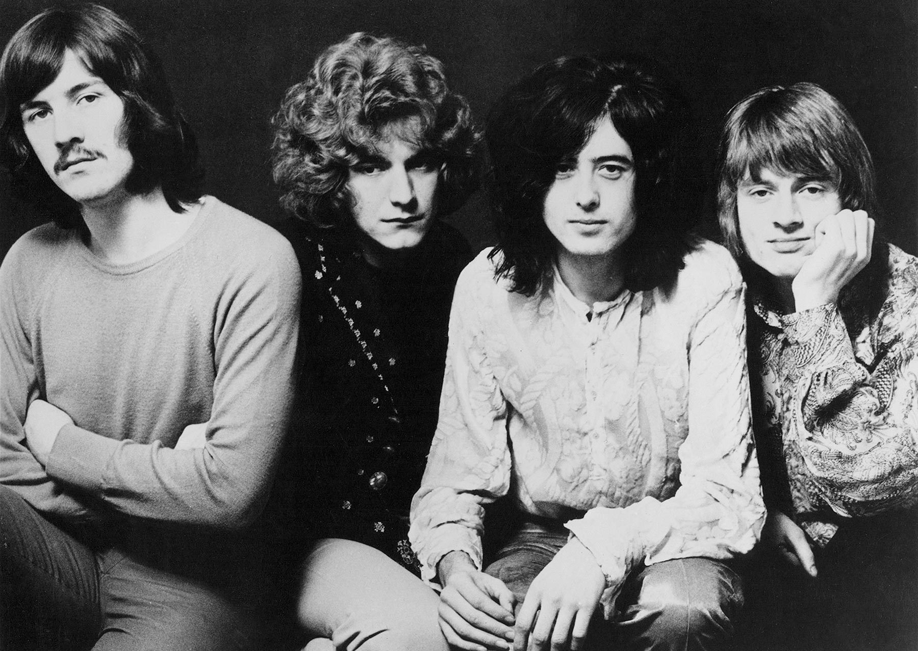 Probity Merch - Official Led Zeppelin Merch - Home Page Slider